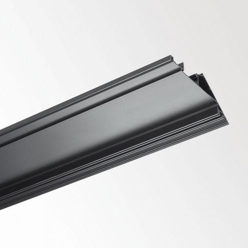 perfil de iluminación empotrable / LED / regulable / modular