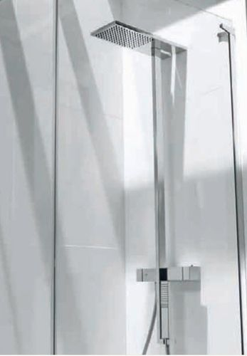 Set de ducha de pared / moderno / termostático S-LIM ROCA