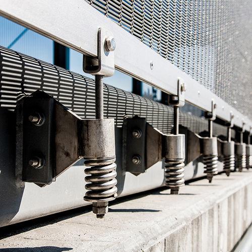 sistema de fijación de acero inoxidable - HAVER & BOECKER OHG