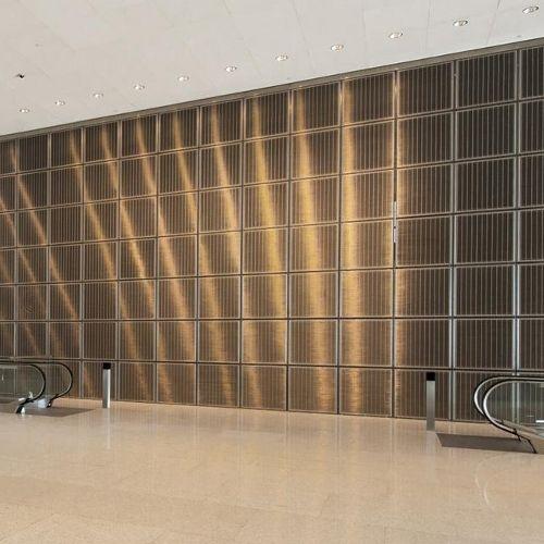 panel decorativo de pared - HAVER & BOECKER OHG