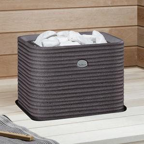 Estufa eléctrica / moderna / de piedra / para sauna KUURA TULIKIVI