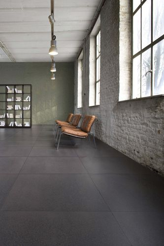 Baldosa de exterior / de suelo / de gres porcelánico / de color liso MOSA QUARTZ Mosa. Tiles.
