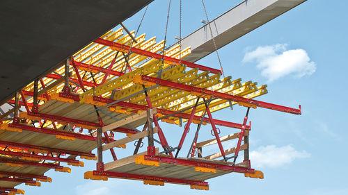 Encofrado modular / metal / para cubierta VARIOKIT PERI S.A.S.