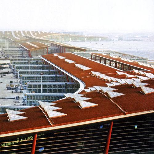 plancha de tejado de policarbonato