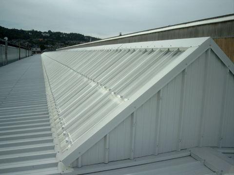 Aislante térmico / de guata de celulosa / de cubierta / tipo panel ONDUCLAIR THERMO ONDULINE