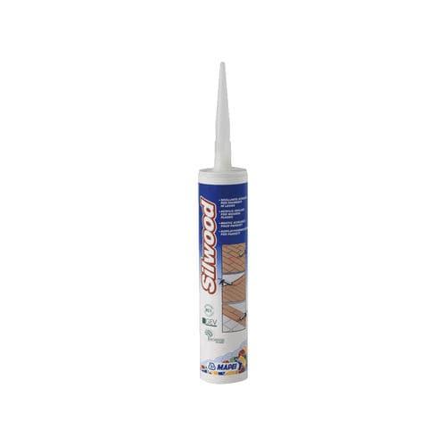 mastique elástico / a base de resina acrílica / para impermeabilización