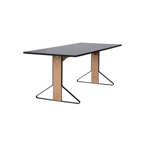 Mesa de comedor / moderna / de roble natural / de HPL REB 001 KAARI Artek