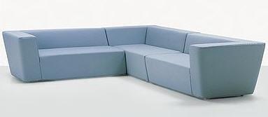 sofá de esquina - Derin