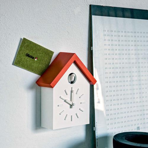 reloj de diseño original / analógico / de pared / de ABS