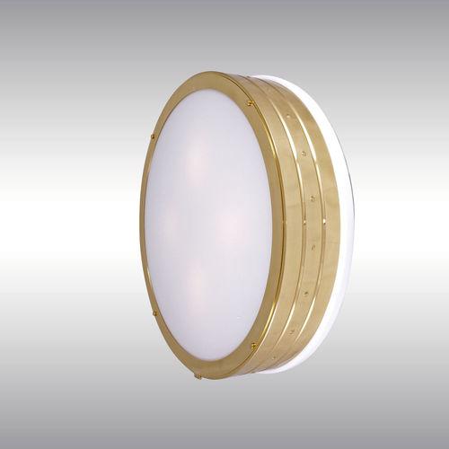 aplique clásico / de latón / de madera / LED