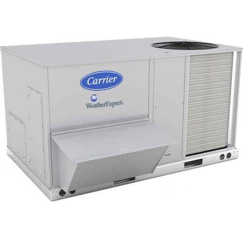 Unidad de tratamiento de aire de tejado WEATHEREXPERT™ 48LC CARRIER commercial