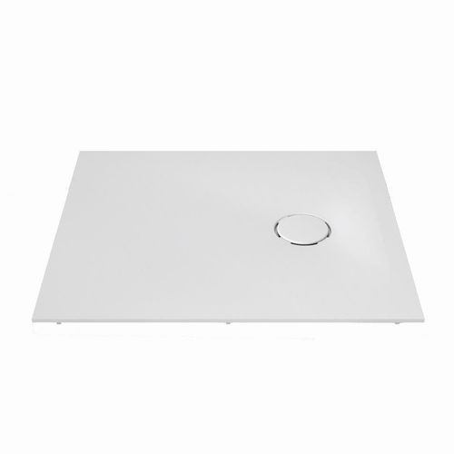 Plato de ducha rectangular / de Krion® P801 90X80 SYSTEMPOOL -  KRION® Porcelanosa Solid Surface