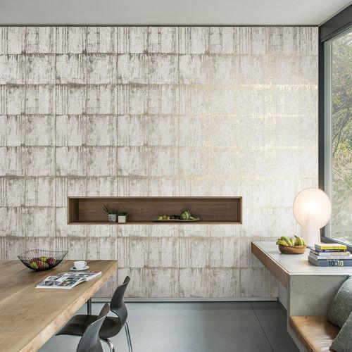revestimiento de pared de corcho natural / para uso residencial / para el sector servicios / impreso