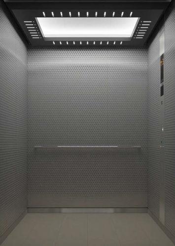ascensor eléctrico / para el sector servicios / doméstico / para edificios de gran altura