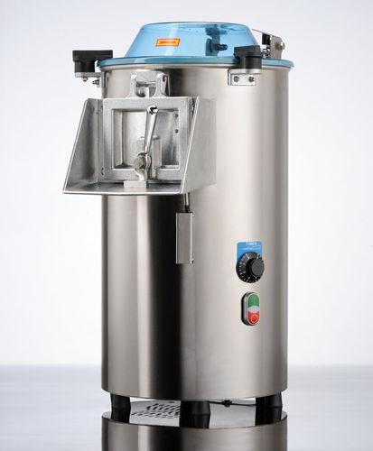 Peladora de verduras para uso profesional PL6 - PL10 - PL15 - PL23 - PL32 OEM - Pizza System