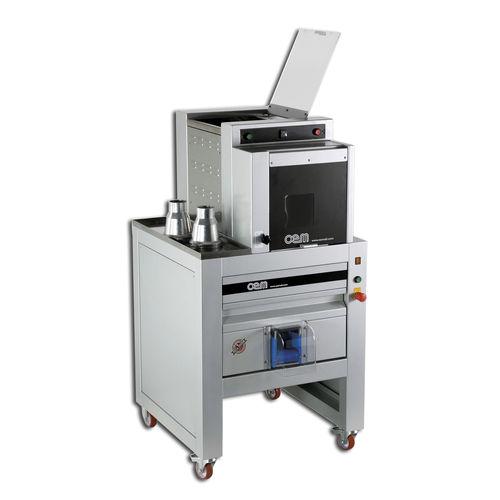 Divisora boleadora de masa profesional BM2AS OEM - Pizza System