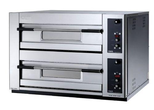 Horno para uso profesional / eléctrico / para pizzas / con 2 cámaras MB 12.35 SE OEM - Pizza System