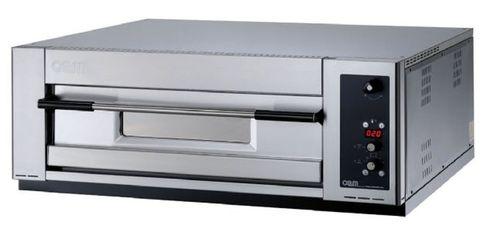 Horno eléctrico / para uso profesional / para pizzas / con 1 cámara MM 9.35 E OEM - Pizza System