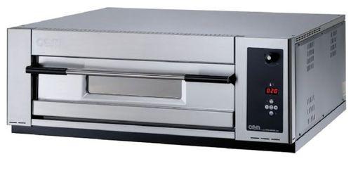 Horno eléctrico / para uso profesional / para pizzas / con 1 cámara MM 6.35 SD OEM - Pizza System