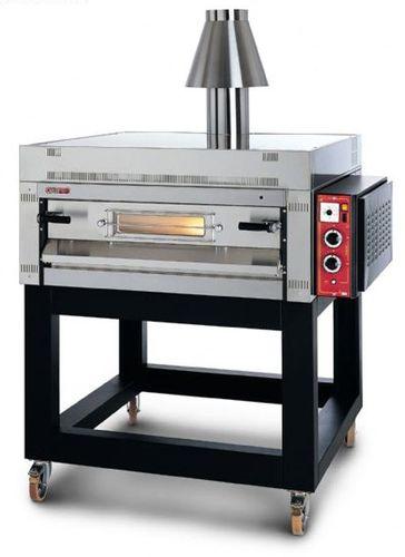 Horno de gas / para uso profesional / para pizzas / con 1 cámara SG/33/S GPL OEM - Pizza System