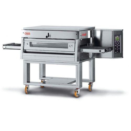 horno de gas / para uso profesional / para pizzas / de pisos