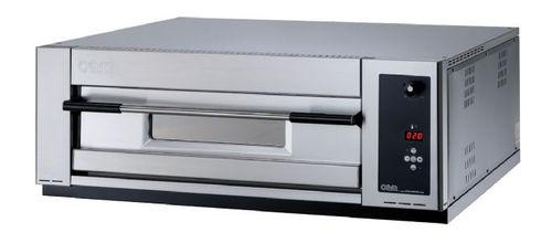 Horno para uso profesional / eléctrico / para pizzas / con 1 cámara MM 6.35 LD OEM - Pizza System