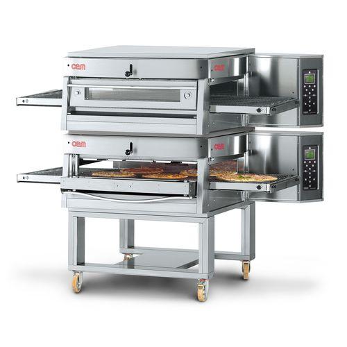 Horno eléctrico / para uso profesional / de convección HV/75-E/2 OEM - Pizza System
