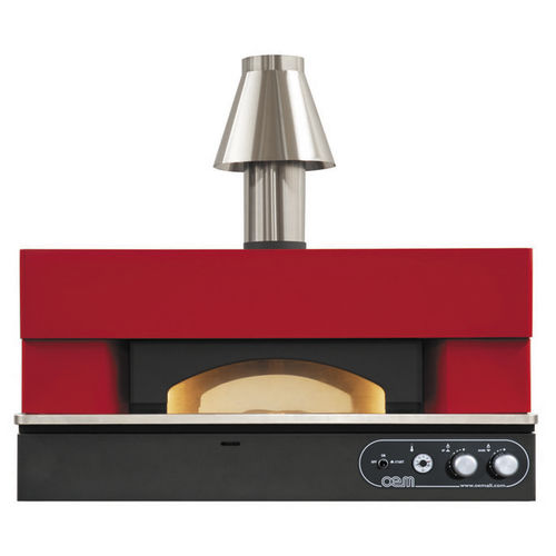 Horno para uso profesional / de gas / para pizzas VOLTAIRE CLASSIC OEM - Pizza System