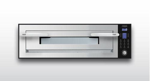 Horno eléctrico / para uso profesional / para pizzas / con 1 cámara OPTYMO CONCEPT: 435/1 INOX OEM - Pizza System