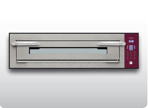 Horno para uso profesional / eléctrico / para pizzas / con 1 cámara OPTYMO CONCEPT: 635L/1 CEMENT OEM - Pizza System