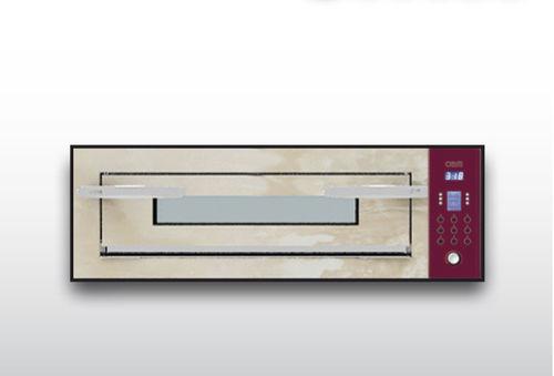 Horno eléctrico / para uso profesional / para pizzas / con 1 cámara OPTYMO CONCEPT: 635S/1 ONYX OEM - Pizza System