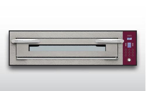 Horno eléctrico / para uso profesional / para pizzas / con 1 cámara OPTYMO CONCEPT: 935/1 CEMENT OEM - Pizza System