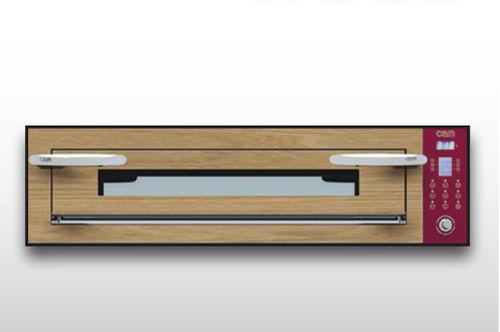 Horno eléctrico / para uso profesional / para pizzas / con 1 cámara OPTYMO CONCEPT: 935/1 WOOD OEM - Pizza System