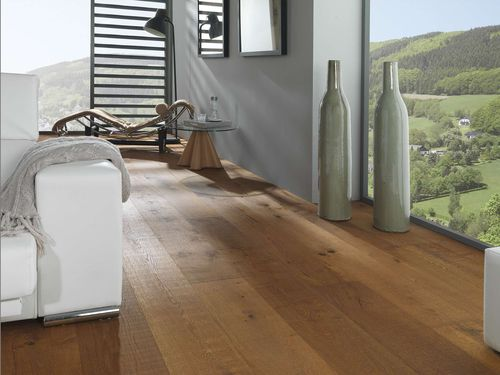 Parquet macizo / para pegar / envejecido LEGEND 1L NEUTRAL   L'ANTIC  COLONIAL by Porcelanosa