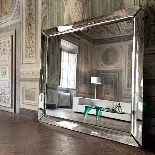 espejo de pie / de pared / suspendido / moderno