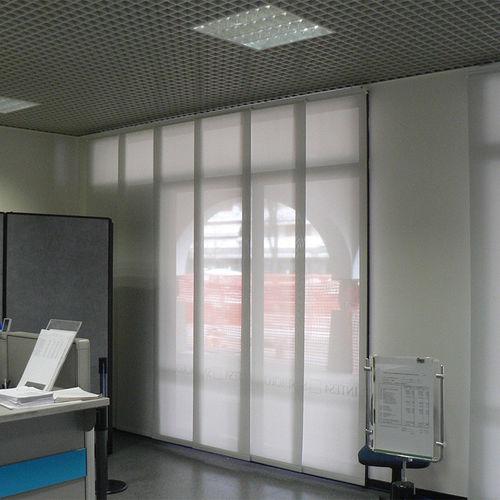 estor japonés / de tejido / para el sector servicios / para protección solar
