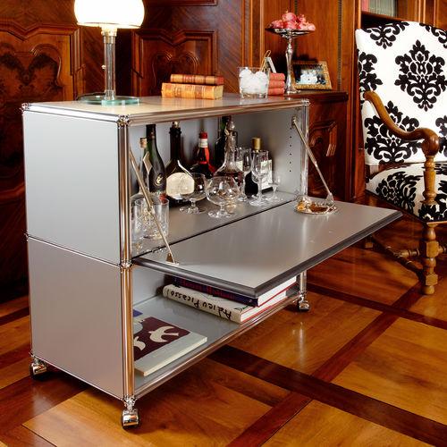 Mueble bar moderno / de madera ARTMODUL AG