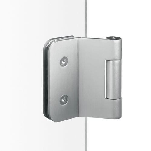 bisagra para puerta de cristal / de aluminio / de acero inoxidable