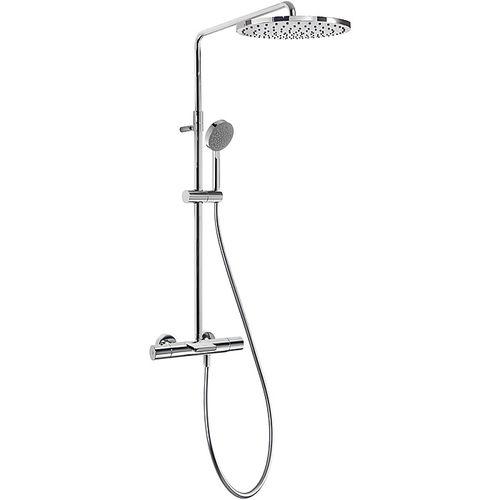 set de ducha de pared / moderno / con alcachofa / termostático