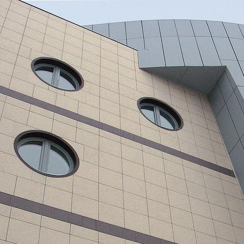 baldosa de exterior / de suelo / de gres porcelánico / rectangular