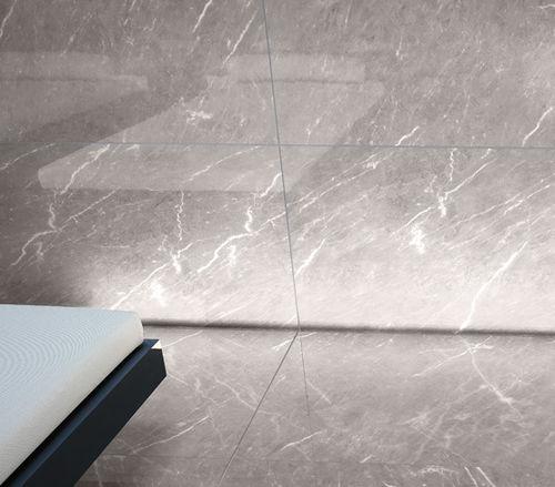 baldosa aspecto mármol / de interior / para pavimento / de pared