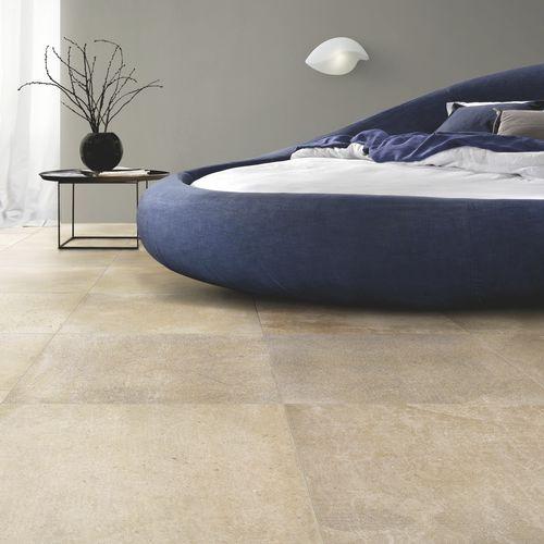 baldosa de interior / para pavimento / de gres porcelánico / cepillada