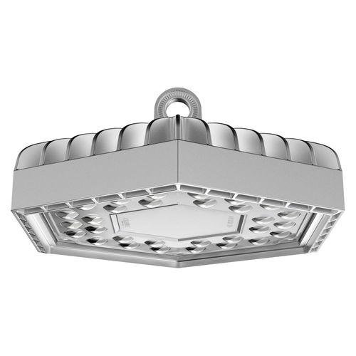 luminaria suspendida / LED / hexagonal / de exterior