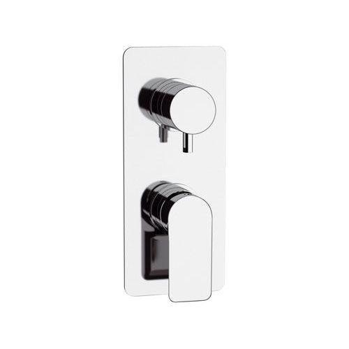 grifo monomando para ducha / de bañera / de pared / encastrable