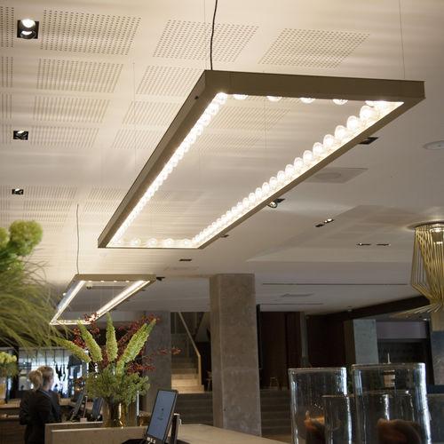 luminaria suspendida - JSPR