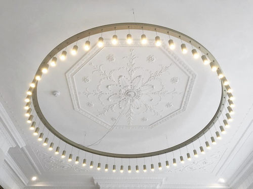 lámpara araña moderna - JSPR