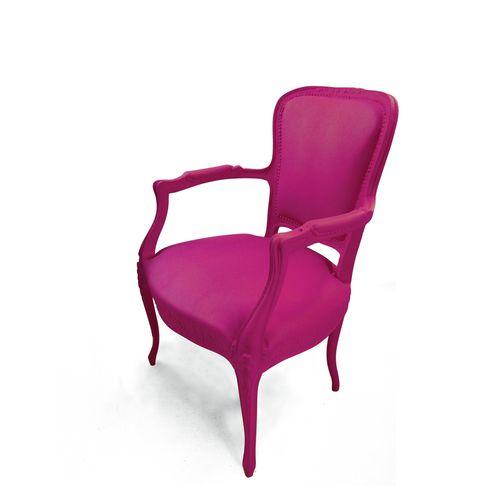 sillón de diseño nuevo barroco / de poliuretano / de exterior
