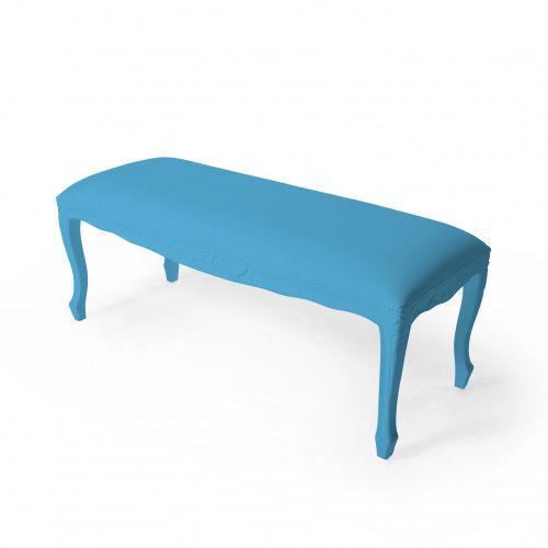 banqueta de diseño nuevo barroco / de caucho resistente a la abrasión / de interior