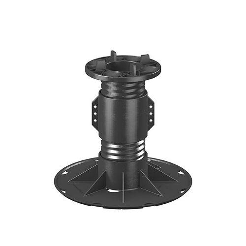 pedestal para suelo técnico de exterior / ajustable