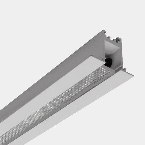 perfil de iluminación empotrable - ES-SYSTEM